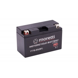 Akumulator AGM (Gel) MT7B-BS 12V 6.5Ah Moretti