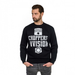 Bluza czarna Piston Choppers Division
