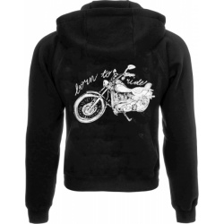 Bluza z kapturem Born to ride - Choppers Division