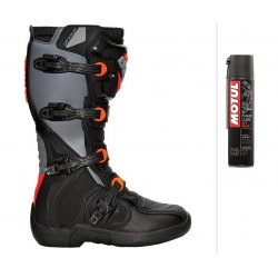 Buty Off-Road  IMX X-TWO black/orange/grey