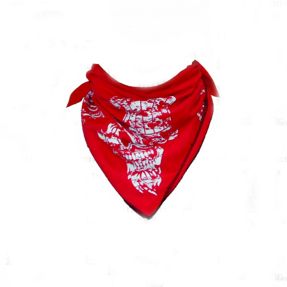 Chusta, bandana LINCOLN RED