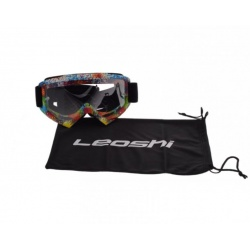 Gogle Enduro MX Leoshi Multicolor New