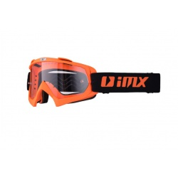 Gogle IMX Mud Orange Matt szyba jasna