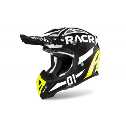 Kask Airoh Aviator ACE RACR Gloss Enduro Cross 1040g