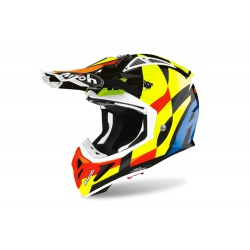 Kask Airoh Aviator ACE Trick Gloss Enduro Cross 1040g