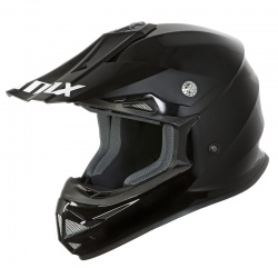Kask MX/enduro/cross IMX FMX-01 Black