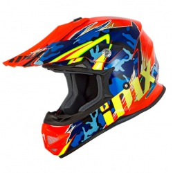 Kask MX/enduro/cross IMX FMX-01 KTM HONDA