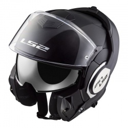 Kask LS2 FF399 Valiant Matt Black