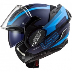 Kask LS2 FF900 Valiant II Orbit Matt Blue