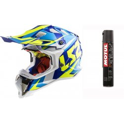 Kask LS2 MX470 Subeverter Nimble White Blue Yel