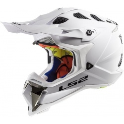 Kask LS2 MX470 SUBVERTER SOLID WHITE