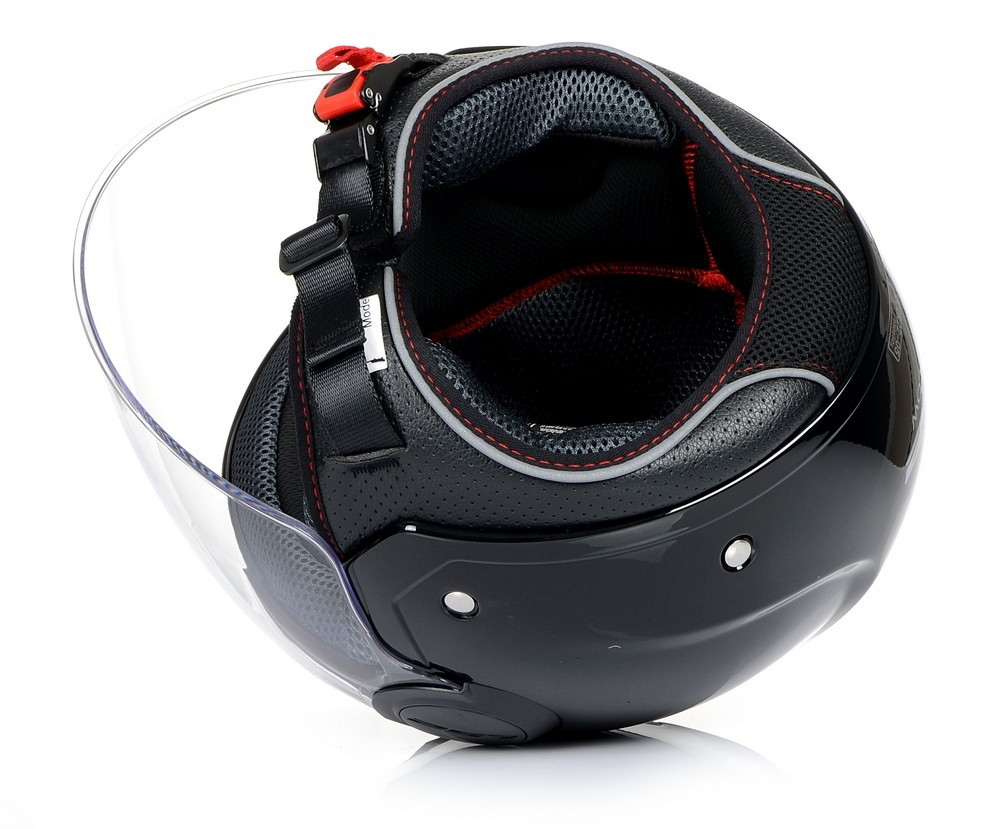 Kask LS2 OF562 Airflow L Solid Black Jet