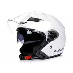 Kask LS2 OF569.2 Track Otwarty Jet