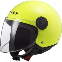 Kask otwarty LS2 OF558 SPHERE H-V YELLOW