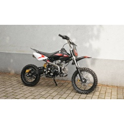 KXD 607 cross 125ccm manual mocny