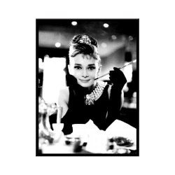 Magnes na lodówkę Audrey - Holly Golightly