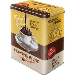 Metalowa Puszka L Morning Blend