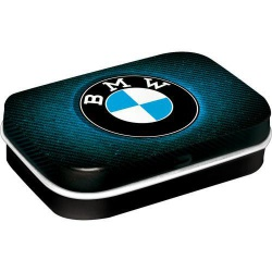 Mint Box BMW Logo