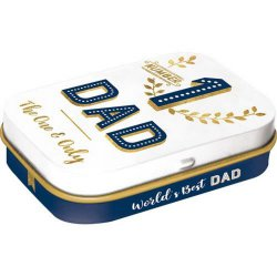 Mint Box Number 1 Dad