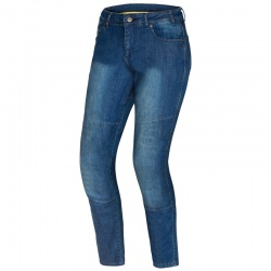 Spodnie Jeansowe Ozone Star II Lady Washed Blue