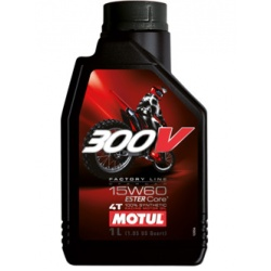 Motul 300V 15W60 Off-road 1L