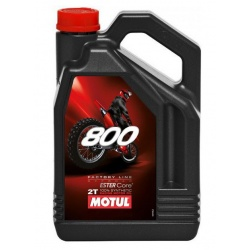 Olej Motul 800 2T Off Road Factory Line 4L