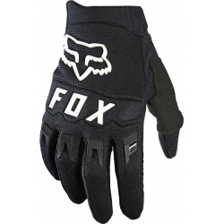 Rękawice FOX Dirtpaw Junior Black/White