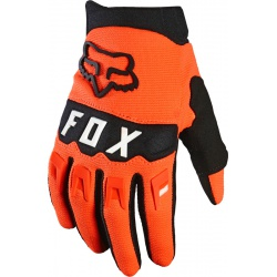 Rękawice FOX Dirtpaw Junior Orange