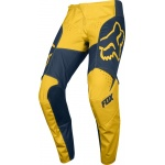 Spodnie Fox 180 PRZM navy/yellow