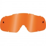 SZYBA DO GOGLI FOX JUNIOR AIR SPACE STANDARD ORANGE