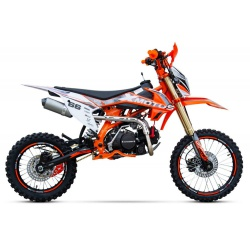 X-Motos cross XB-66 /XB66 125ccm 17/14 14KM Super Jakość
